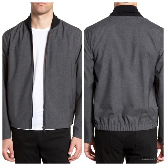 Theory Other - THEORY Amir Bomber Jacket